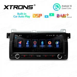 XTRONS PSA8046BL